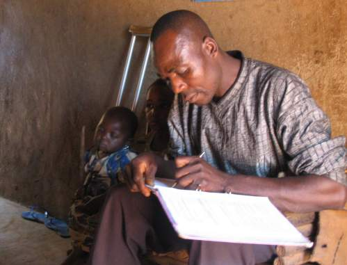 Daniel: Bamunka literacy teacher