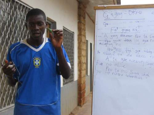 Literacy teaching practice