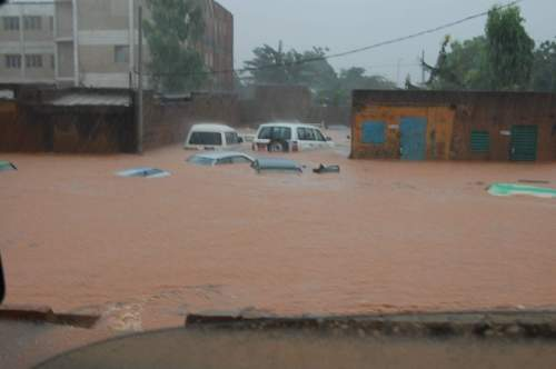 Floods in Ouagadougou