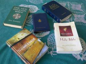 My Fav Bibles