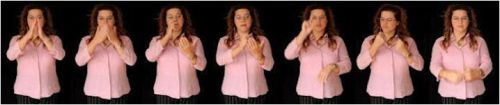 """God's Word is powerful"" Catalan Sign Language"