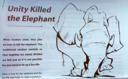 Unity killed the elephant
