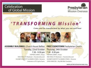 PCI Transforming Mission 2
