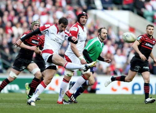 Ulster v Sarcens April 2013