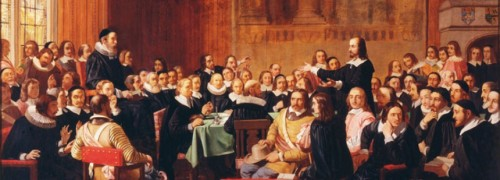 The Westminster Assembly of Divines 1643-49