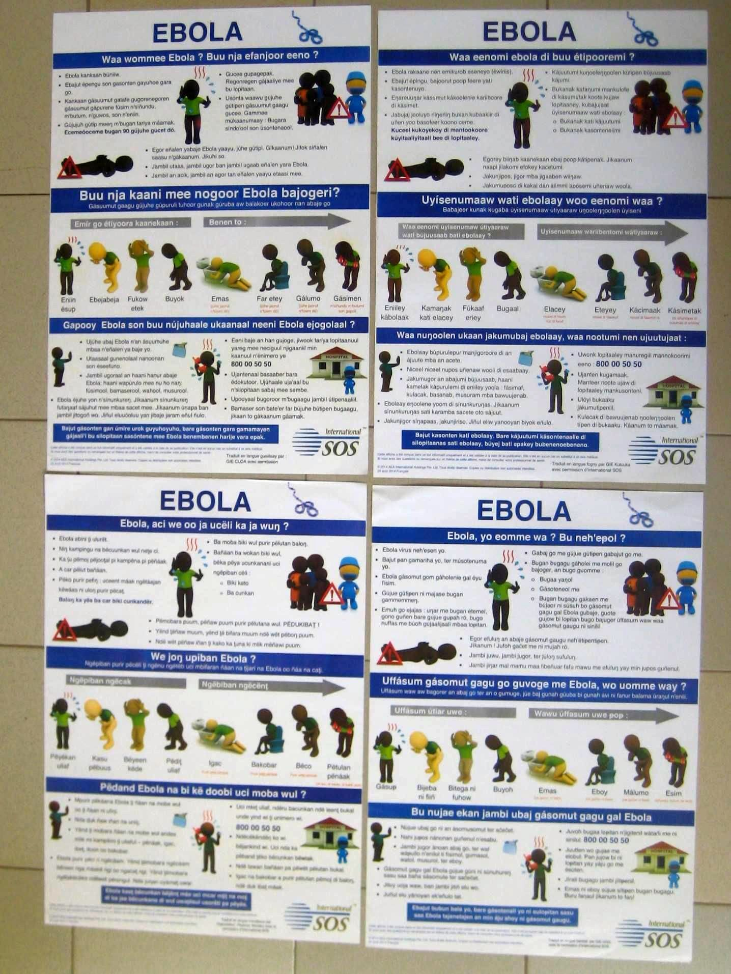 ebola awareness Ebola awareness from place mentions  the internationalization of the 2014 west african ebola virus epidemic with case importation in nigeria,.