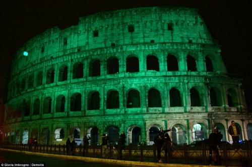Green Colosseum