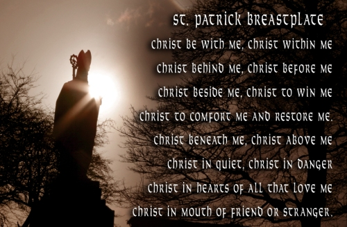 St Patrick's Breastplate