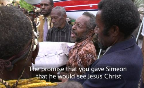 The Simeon Series: the Kimyal man from West Papua | John 20:21